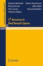 Lp-Structure in Real Banach Spaces