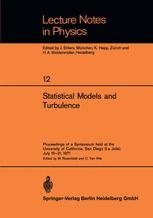 Statistical Models and Turbulence