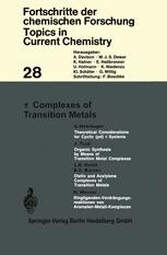 π Complexes of Transition Metals