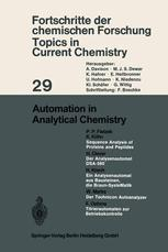 Automation in Analytical Chemistry