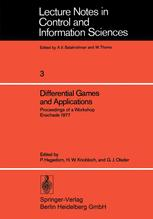 Differential Games and Applications