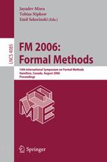 FM 2006: Formal Methods