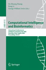 Computational Intelligence and Bioinformatics