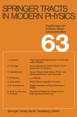 Photon-Hadron Interactions II