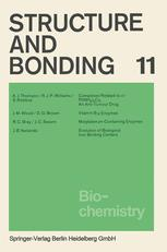 Structure and Bonding, Volume 11