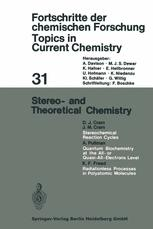 Stereo- and Theoretical Chemistry