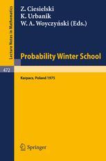 Probability-Winter School