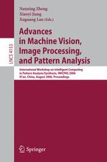 Advances in Machine Vision, Image Processing, and Pattern Analysis
