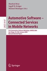 Automotive Software – Connected Services in Mobile Networks