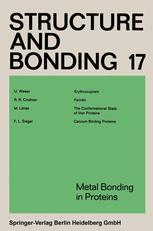 Metal Bonding in Proteins