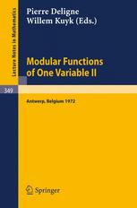 Modular Functions of One Variable II