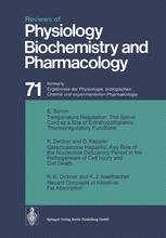 Reviews of Physiology, Biochemistry and Pharmacology, Volume 71