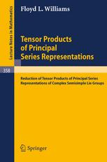 Tensor Products of Principal Series Representations