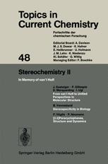 Stereochemistry II