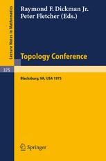 Topology Conference