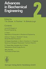 Advances in Biochemical Engineering, Volume 2