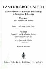 Properties and Production Spectra of Elementary Particles