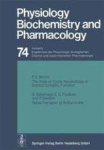 Reviews of Physiology, Biochemistry and Pharmacology, Volume 74