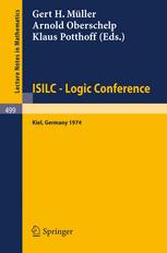 ⊨ISILC Logic Conference