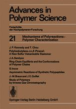 Mechanisms of Polyreactions-Polymer Characterization