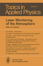 Laser Monitoring of the Atmosphere