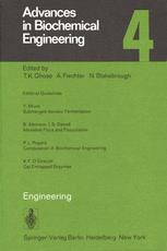 Advances in Biochemical Engineering, Volume 4