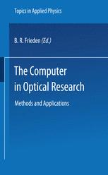 The Computer in Optical Research