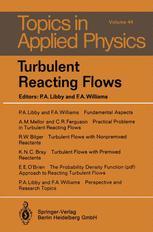 Turbulent Reacting Flows