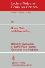 Reliability Evaluation of Some Fault-Tolerant Computer Architectures