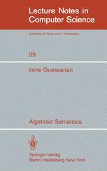 Algebraic semantics