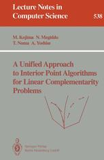 A Unified Approach to Interior Point Algorithms for Linear Complementarity Problems