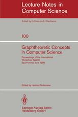 Graphtheoretic Concepts in Computer Science