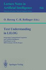 Text Understanding in LILOG