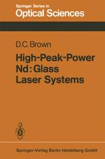 High-Peak-Power Nd: Glass Laser Systems