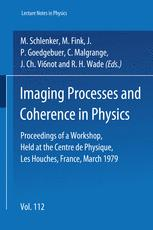 Imaging Processes and Coherence in Physics