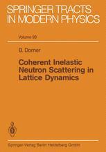 Coherent inelastic neutron scaterring in lattice dynamics