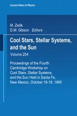 Cool Stars, Stellar Systems, and the Sun
