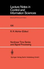 Nonlinear Time Series and Signal Processing