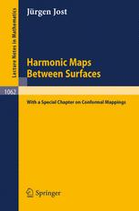 Harmonic Maps Between Surfaces (with a Special Chapter on Conformal Mappings)