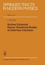 Surface Enhanced Raman Vibrational Studies at Solid/Gas Interfaces