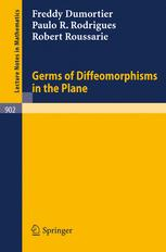 Germs of Diffeomorphisms in the Plane