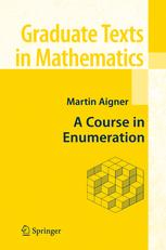 A Course in Enumeration