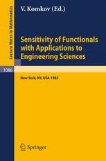 Sensitivity of Functionals with Applications to Engineering Sciences