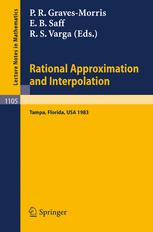 Rational Approximation and Interpolation