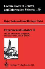 Experimental Robotics II