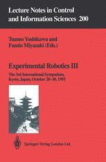 Experimental Robotics III