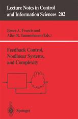 Feedback Control, Nonlinear Systems, and Complexity