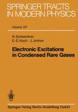 Electronic Excitations in Condensed Rare Gases