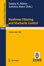 Nonlinear Filtering and Stochastic Control