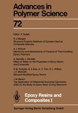 Epoxy Resins and Composites I